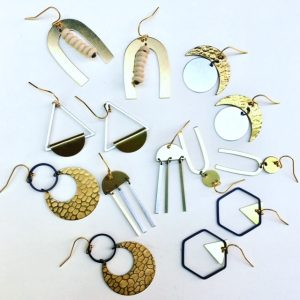 jewelry by Groundwork by Sara Hart