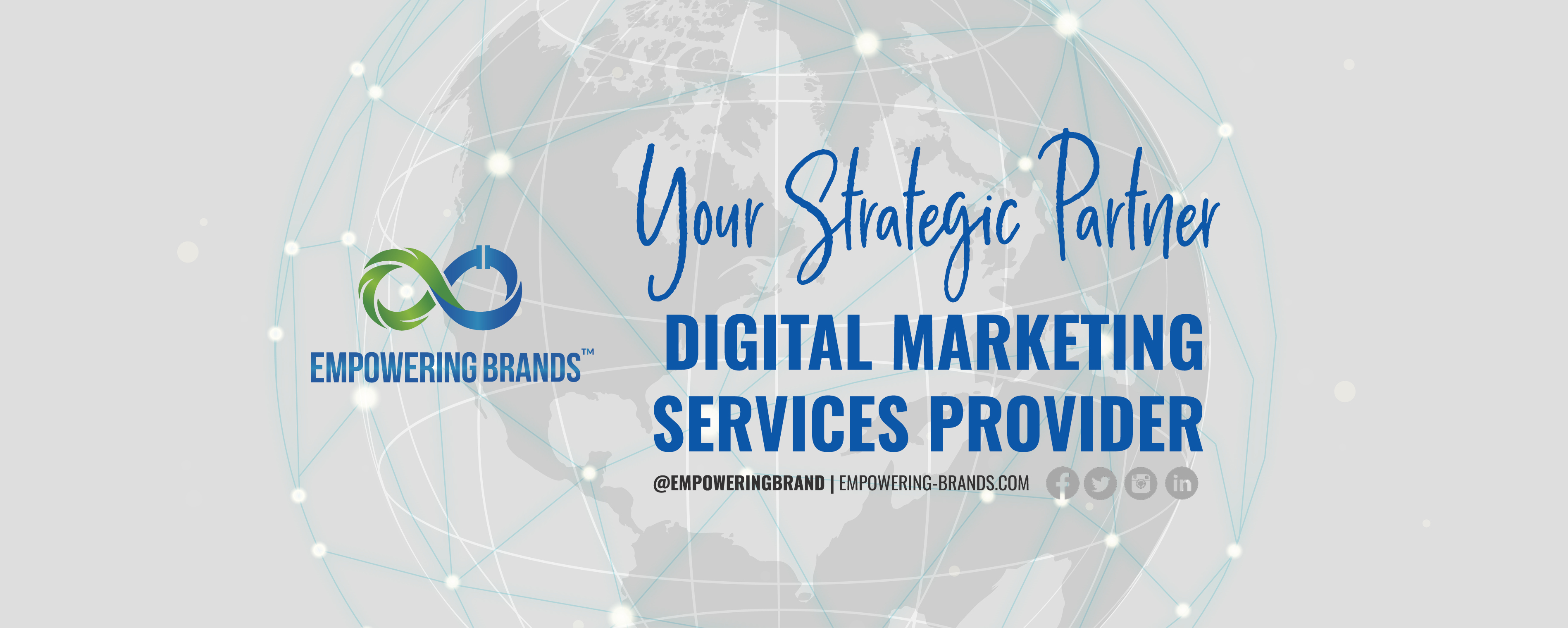 Empowering Brands, Your Strategic Partner, Digital Marketing Services