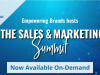 The Sales and Marketing Summit On-Demand